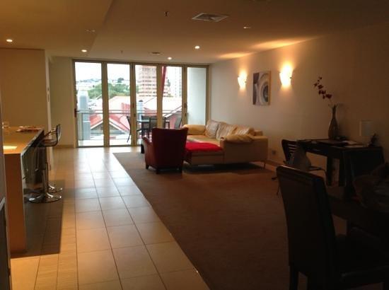 Sullivans Cove Apartments:                   ixl 2 bed apartment