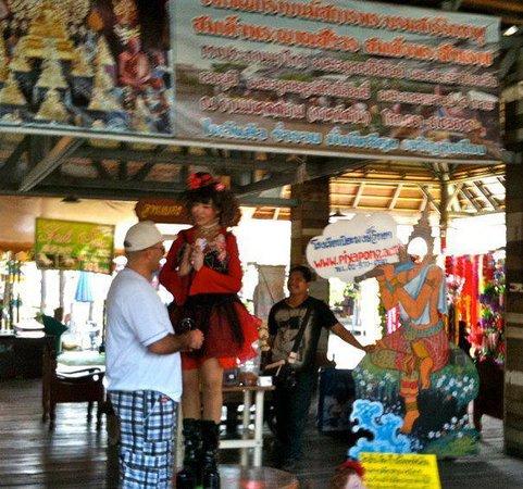 Pattaya Nightlife And BeachThailand