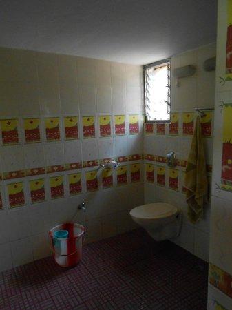 فيلا أنجونا:                   ванная комната                 