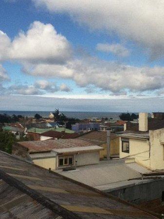 Hotel Patagonia B&B:                   vista desde la pieza del hotel!