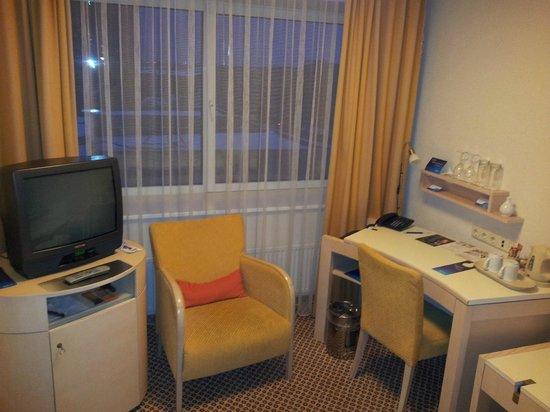 Radisson Blu Hotel Olumpia:                   Camera