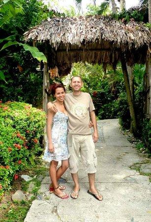 Ecohostal Yuluka: Wilmar und Frau