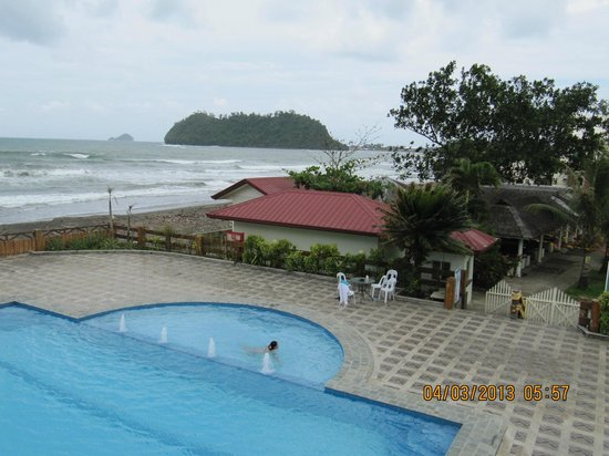 Tandag, Filipinas:                   Swimming pool