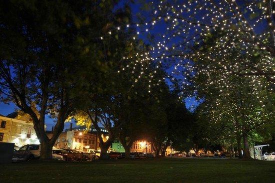 Shutterbug Walkabouts:                   Salamanca Place, Hobart