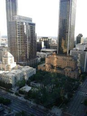 The Westin Bonaventure Hotel & Suites: from my room