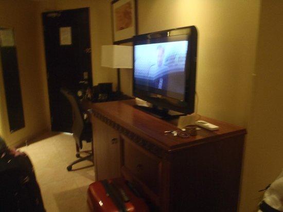 Country Inn & Suites By Carlson, Panama City, Panama: tv
