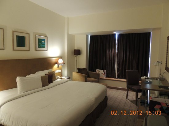 Novotel Hyderabad Convention Centre:                   Well furnished