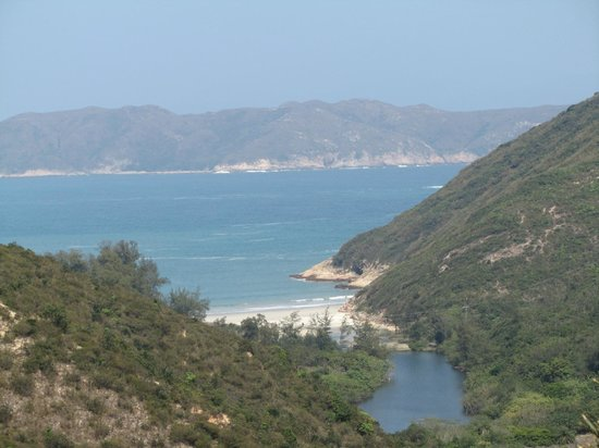 Sai Kung: rando vers les plages