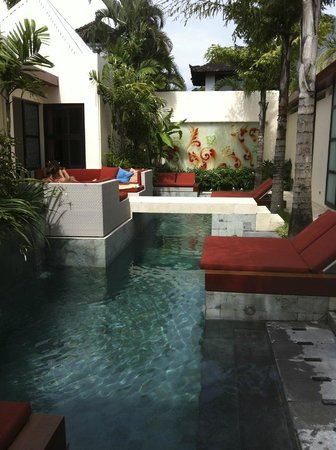 Bali Ginger Suites & Villa: Pool
