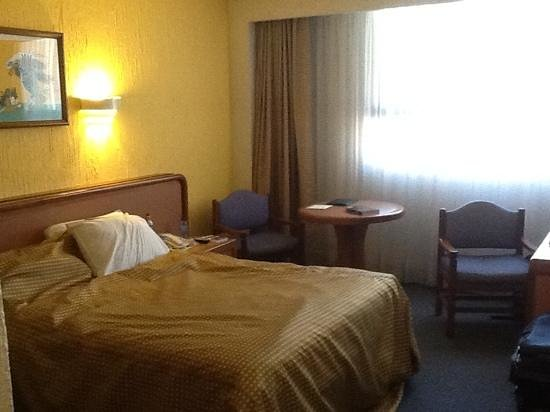 Hotel Metropol:                   standard room