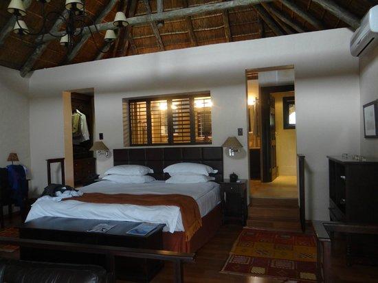Kichaka Luxury Game Lodge: cottage
