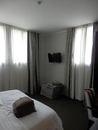 Hotel Villa Pannonia:                   double superior room