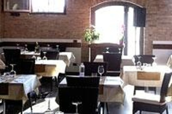 L\'elegante sala da pranzo del Baco da Seta - Foto di ...