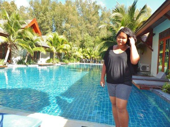 L'esprit de Naiyang Resort:                   Pool