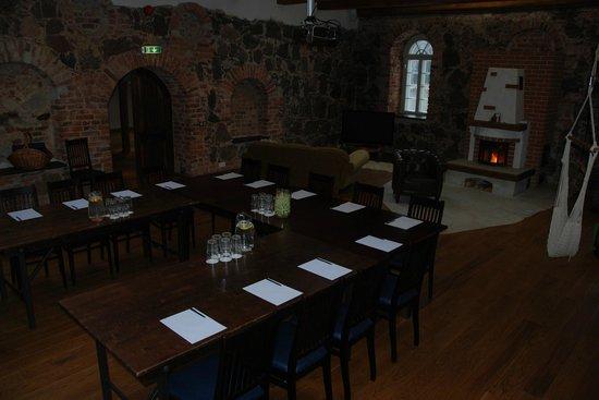 Mooste Distillery Guest House: Seminar conference room