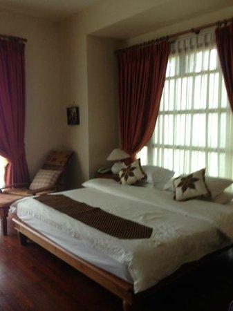 Nirwana Gardens - Indra Maya Pool Villa: Master Bedroom (King Size)