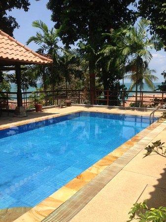 Nirwana Gardens - Indra Maya Pool Villa: Villa Pool (3 Bedroom)
