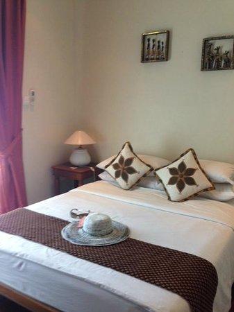 Nirwana Gardens - Indra Maya Pool Villa: Smallest Bedroom