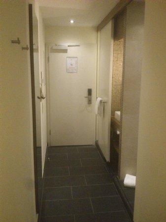 Hotel Cocoon Sendlinger Tor :                                     Hallway