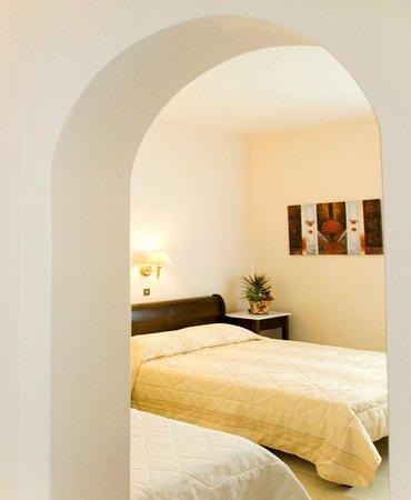 Pelican Hotel: Triple room