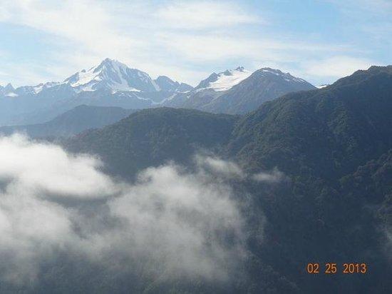 Air Safaris : Mountain tops