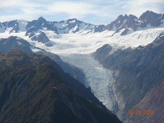 Air Safaris : glaciers