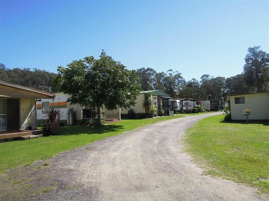 Eden Gateway Holiday Park:                                     Another view of the park