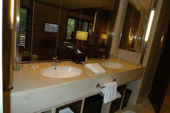 Shangri-La's Rasa Sayang Resort & Spa: Basins
