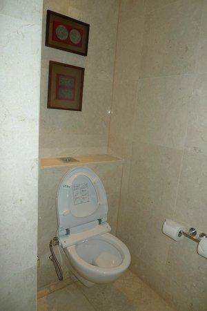 Shangri-La's Rasa Sayang Resort & Spa: Toilet