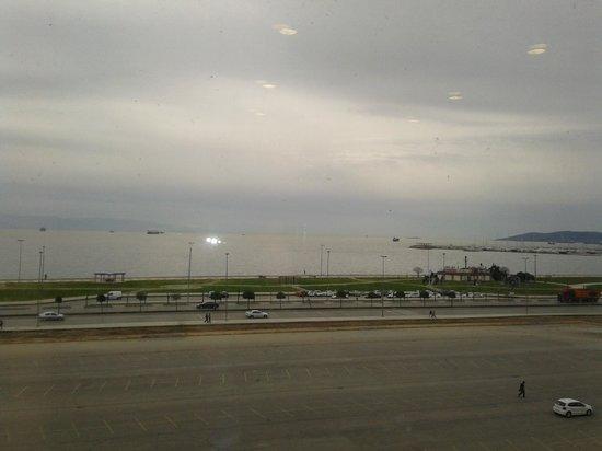 The Green Park Pendik Hotel & Convention Center:                   Yemek manzarası