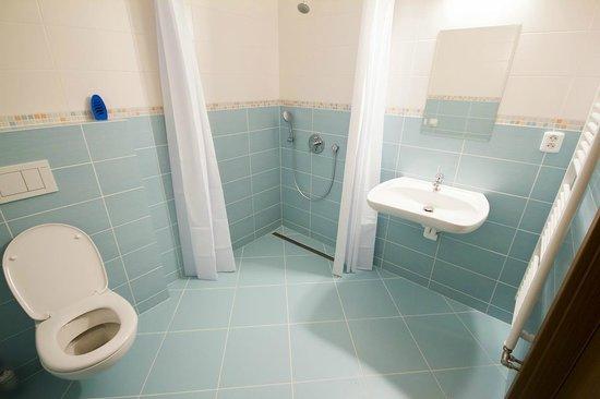 Penzion Rzehaczek: Koupelna, lazienka