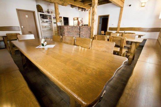 Penzion Rzehaczek: Restauracee, restauracja