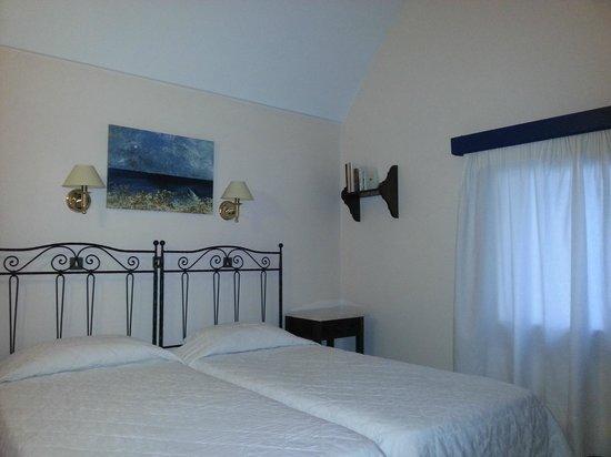 Pelican Hotel: twin room