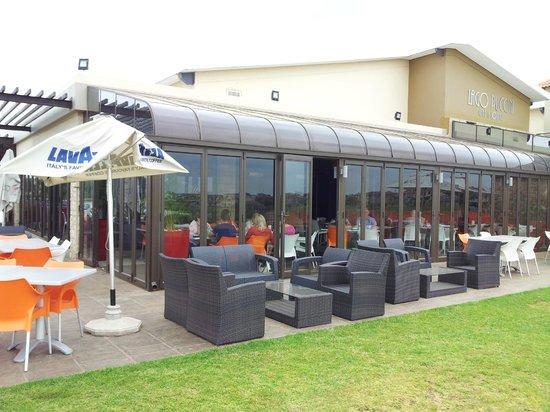 Lago Puccini:                   Lago Puccini Restaurant front                 