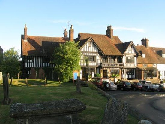 Star And Eagle Hotel Goudhurst