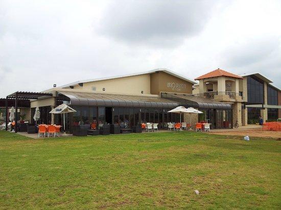 Lago Puccini Restaurant front