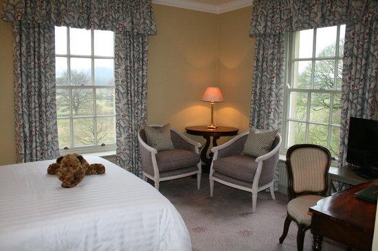 Cavendish Hotel:                                     Room in Mitford Wing
