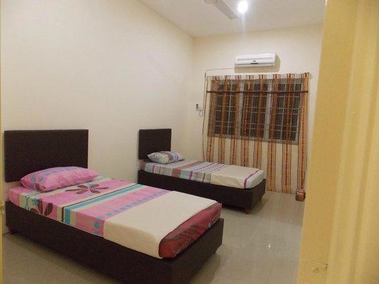 Malásia:                   guesthouses around town kuala terengganu