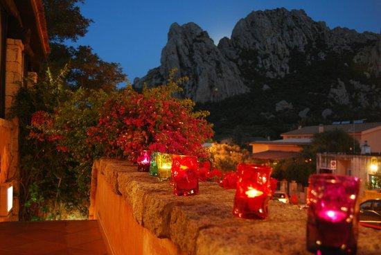 Hotel Sant'Andrea:                                     Pool Lounge