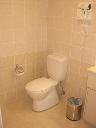 Novotel Sydney Norwest: 409 Toilet