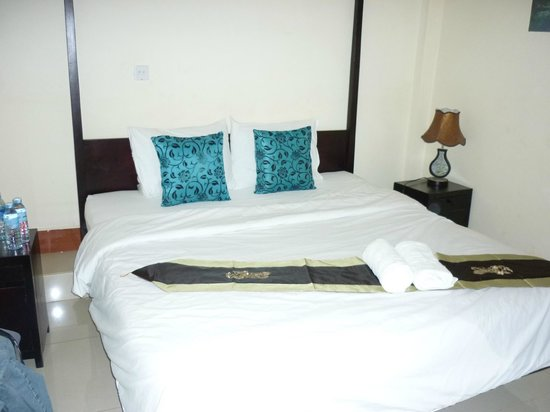 Mekong Imperial Boutique Guesthouse:                                     Great soft bed