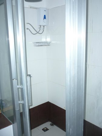 Mekong Imperial Boutique Guesthouse:                                     Great shower