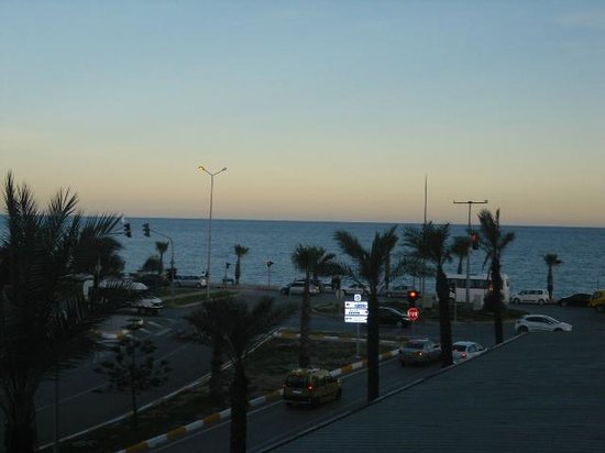 Sealife Family Resort : Blick vom Balkon