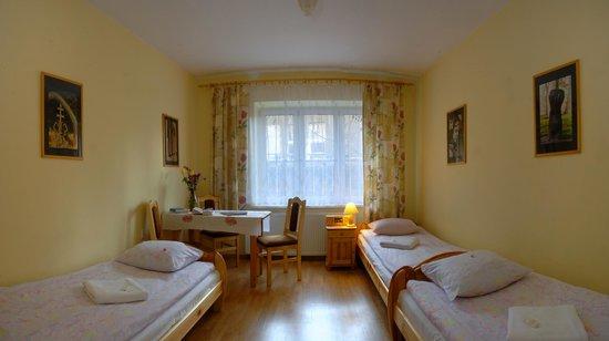 Cybulskiego Guest Rooms: Triple room