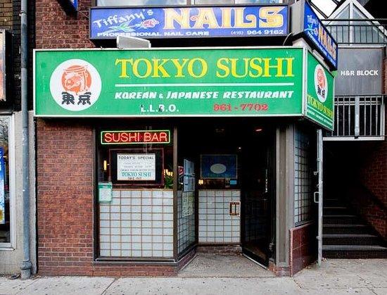 Tokyo Sushi Photo