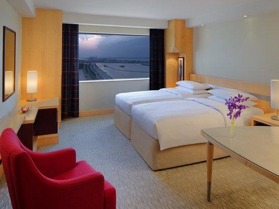 View Room Twin at Hyatt Regency Dubai