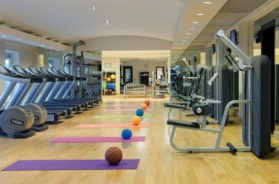 Club Olympus Spa & Fitness at Hyatt Regency Dubai