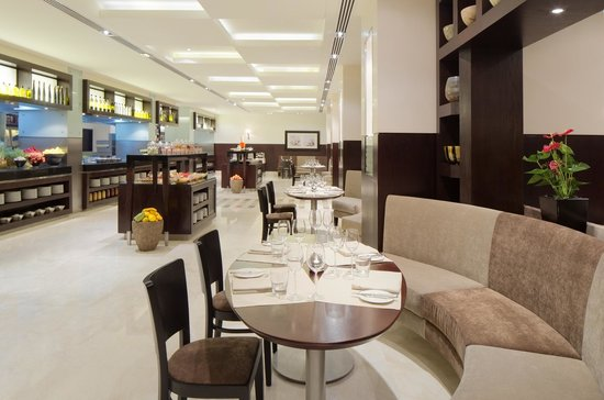 The Kitchen, International restaurant at Hyatt Regency Dubai