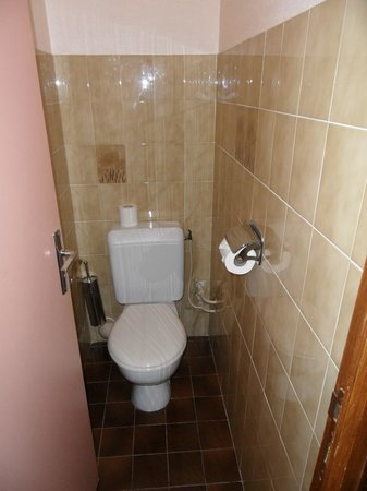 Hotel Le Carlina :                                     wc