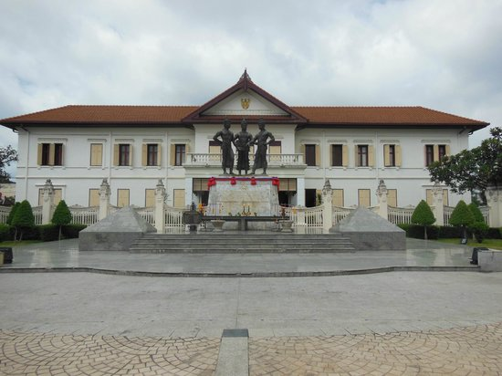 Chiang Mai City Arts and Cultural Centre: the museum